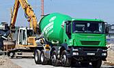 Бетон м 50-м 450 Цемент пц 400 с завода Хайделберг металлопрокат оптом