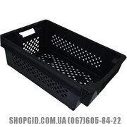 Пластиковые ящики для рыбы, овощей, фруктов купить в Бердянске shopgid